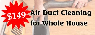$99 Duct Cleaning Minneapolis