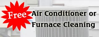 Air Conditioner Furnace Cleaning